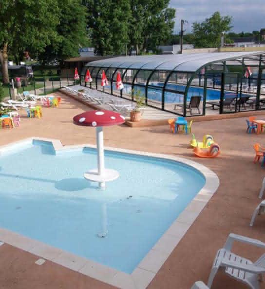Couleurs du Monde - Camping avec piscine en Val de Loire - Loir-et-Cher proche Beauval