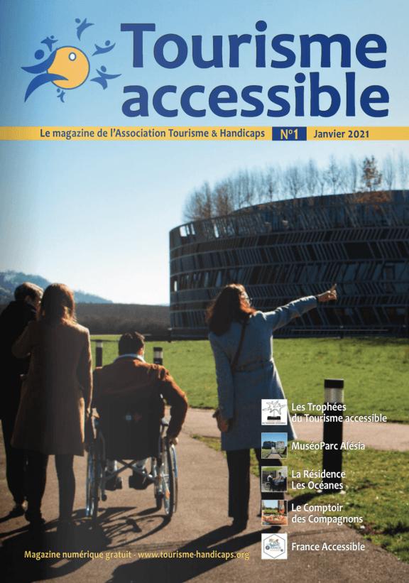 Magazine national Tourisme et Handicap