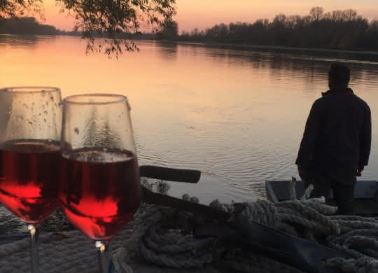 Moments de Loire - Balades en bateau sur la Loire en Loir-et-Cher Val de Loire