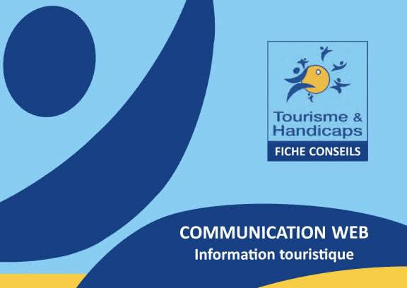 Communication Web Tourisme et Handicap
