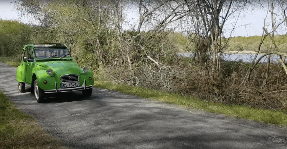 En voiture Sologne - Road trips en 2CV en Sologne - Loir-et-Cher Val de Loire ©En voiture Sologne