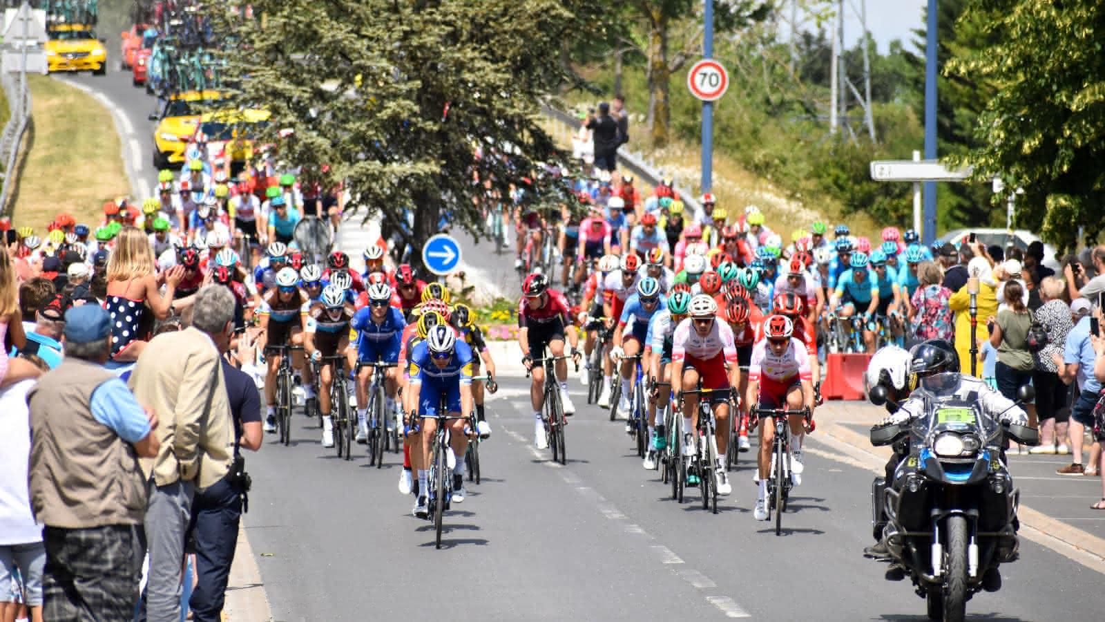 Tour de France - Image par Mrdidg de Pixabay