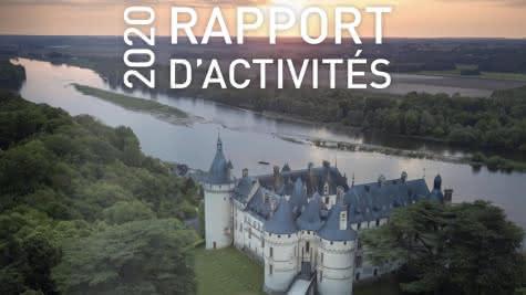 Rapport d'activités 2020 - Agence de Développement Touristique Val de Loire - Loir-et-Cher