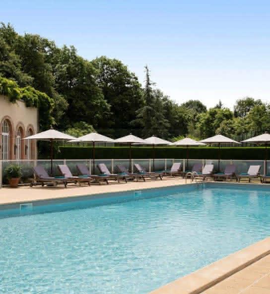 Domaine des Hauts de Loire - Hôtel avec piscine en Val de Loire - Loir-et-Cher