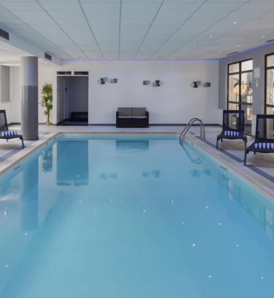 Hôtel Mercure Blois Centre - Hôtel avec piscine en Val de Loire - Loir-et-Cher