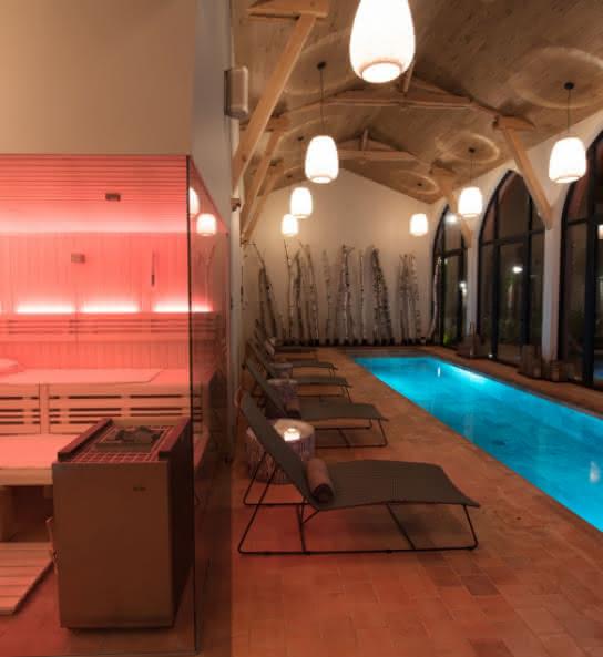 La Barboire - Gîte avec piscine et sauna en Val de Loire Loir-et-Cher
