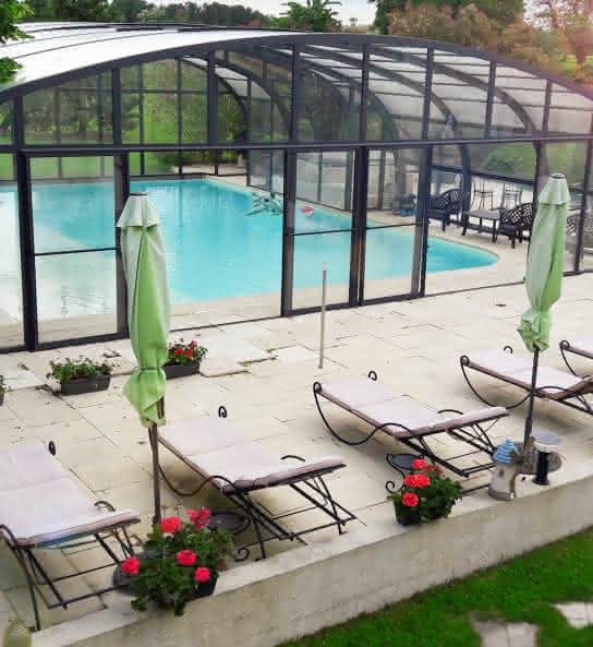 La Ferme de Couffy - Chambres d'hôtes avec piscine en Val de Loire - Loir-et-cher