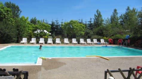 La Ferme de Prunay - Camping avec piscine en Val de Loire Loir-et-Cher