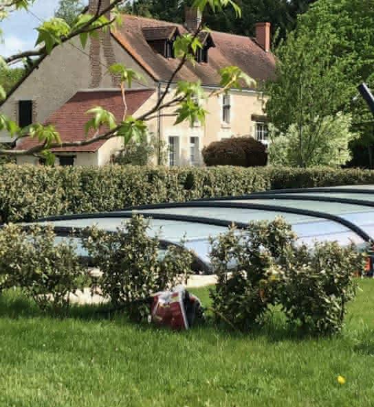La Levraudière - Chambres d'hôtes avec piscine en Val de Loire - Loir-et-Cher