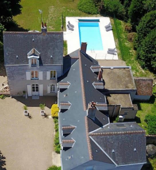 Le Clos des Pézier - Chambre d'hôtes avec piscine en Val de Loire Loir-et-Cher