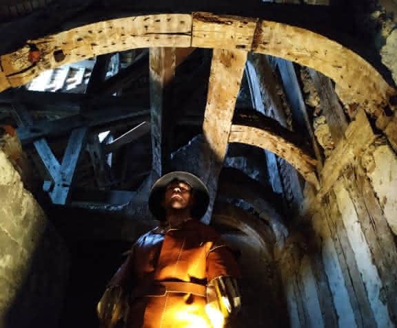Escape Game au château Royal de Blois « La folle évasion de Marie de Médicis »