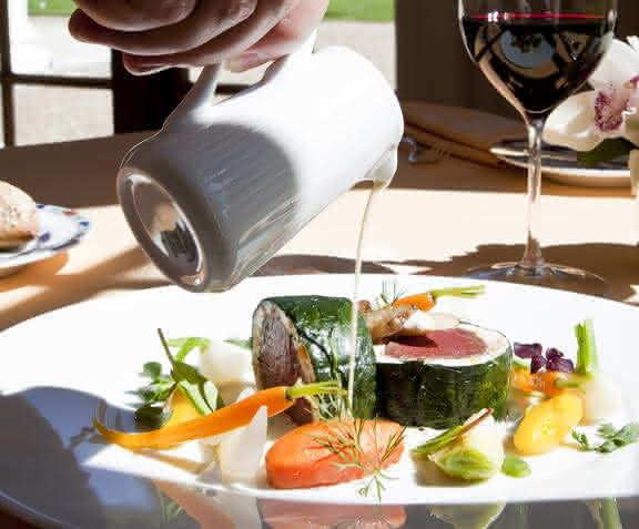 Restaurant Domaine des Hauts de Loire - Veuzain sur Loire
