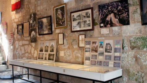 Musée de Lavardin classé parmi les plus beaux villages de France
