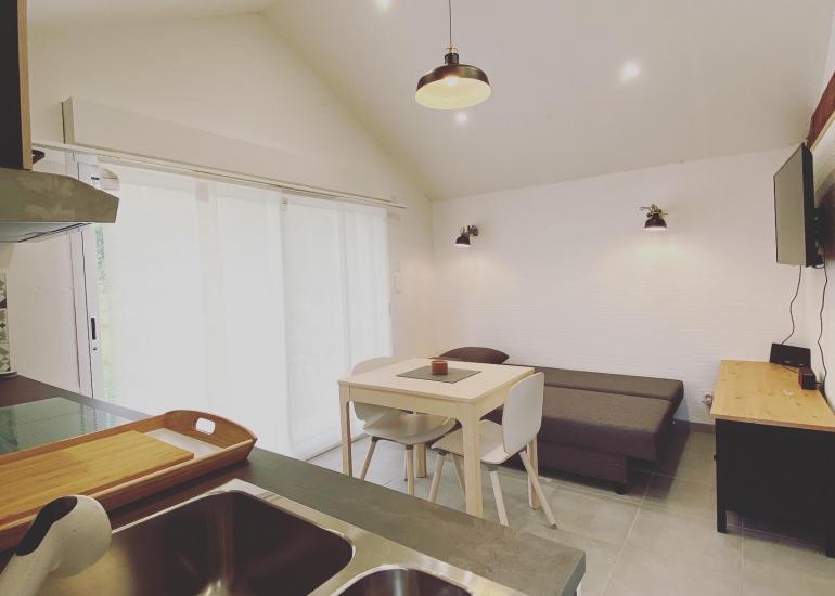 Salon / Cuisine - Cottage - Chez Flo & Marc