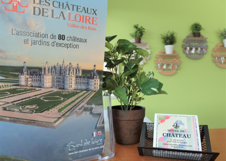 Hôtel du Château près de Chambord