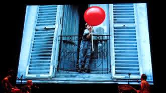 L'Hectare – Le Ballon rouge