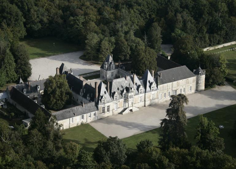 (1)chateau-de-villesavin-tour-en-sologne©V-de-Sparre