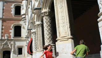 À toi la vie de château ! … au château royal de Blois