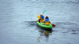 Canoë-kayak de loisir et de découverte sur le Loir
