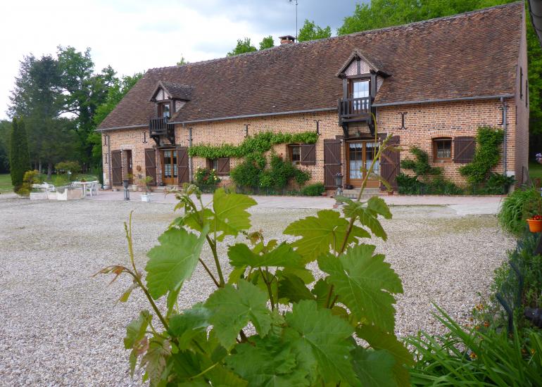 Chambres d'hôtes Le Grand Soupeau à Neung-sur-Beuvron en Sologne