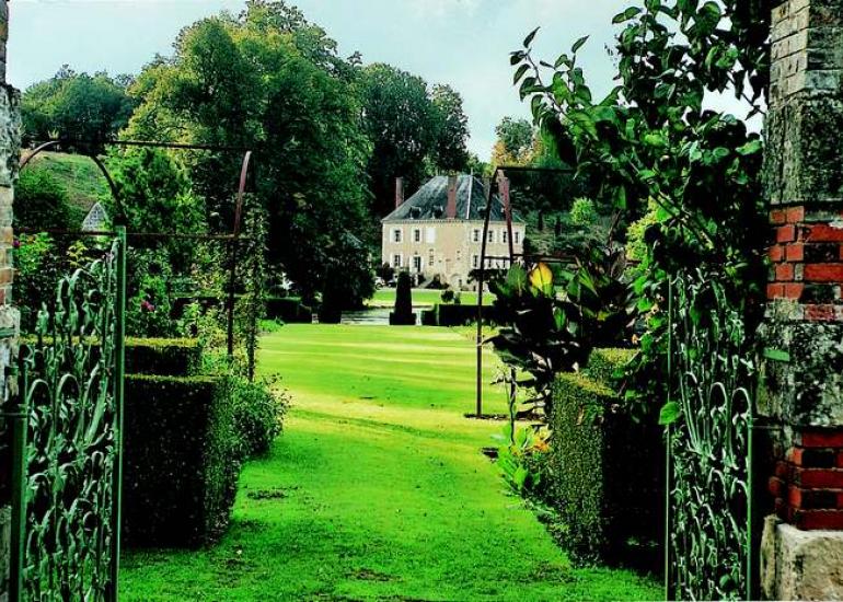 Marché aux plantes - Jardin du Plessis Sasnières