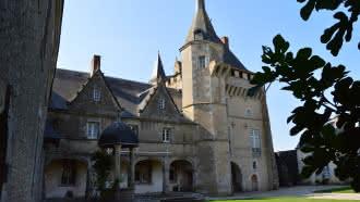 Location de salle au Château de Talcy