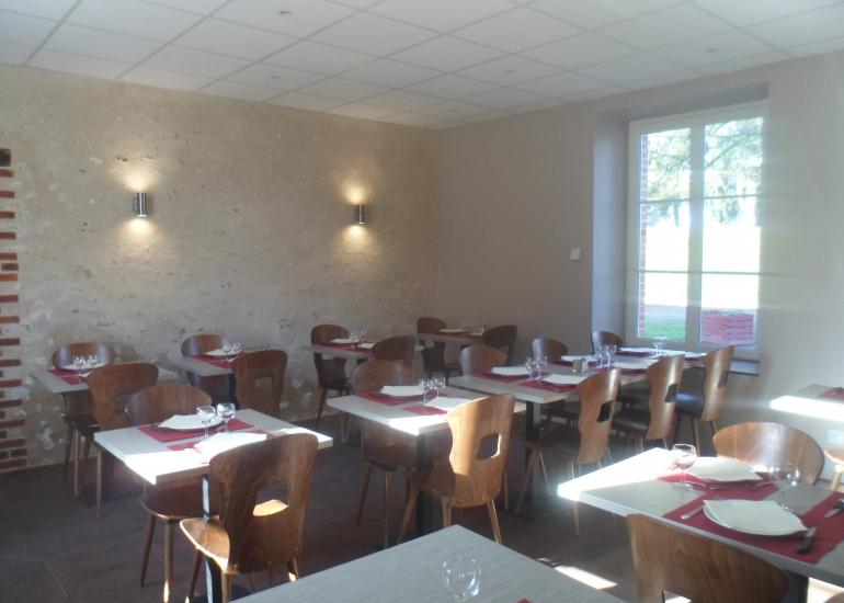 1ère salle restaurant