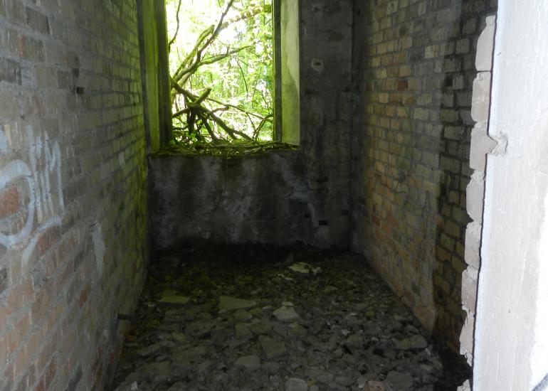 Ancien Quartier Général Allemand W3 à Saint-Rimay