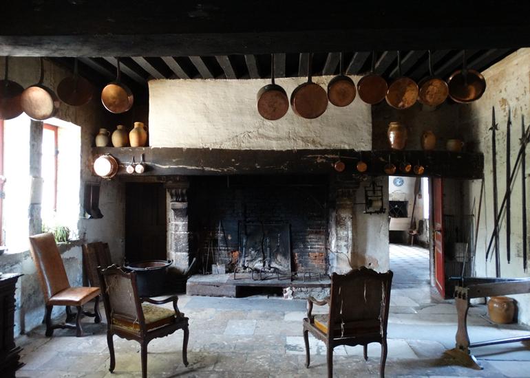 2018-Chateau-Villesavin-Tour-en-Sologne-Interieur©Isabelle-Chollet-ADT41-(3)