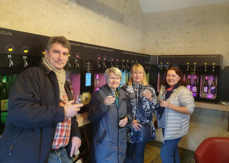Dégustation de vins de Cheverny