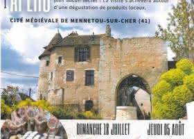 Visites guidées de Mennetou-sur-Cher