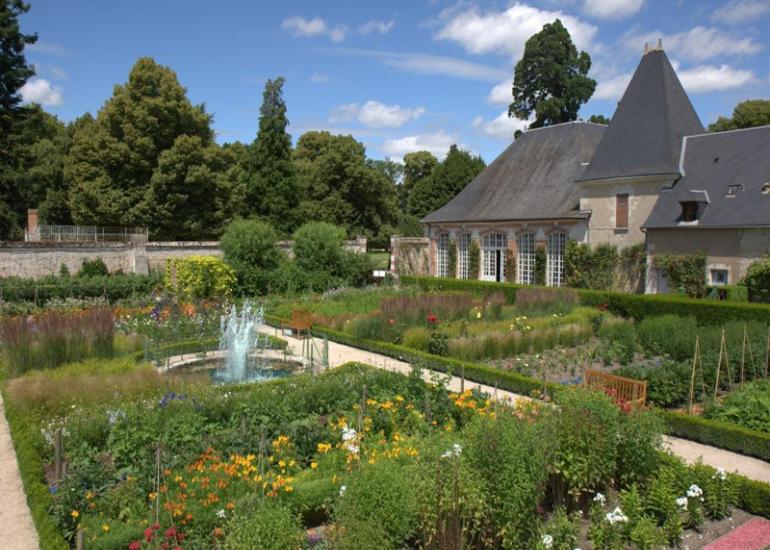 (214)jardin-potager-chateau-de-cheverny© Nicko-Valoire