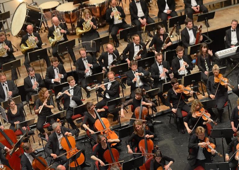 Orchestre Symphonique Région Centre-Val-de-Loire