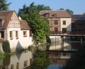 Visite de la ville de Romorantin