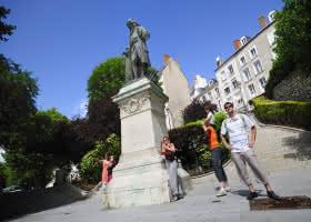 Visite guidée gouffre et fontaines à Blois - Ville d'Art et d'Histoire