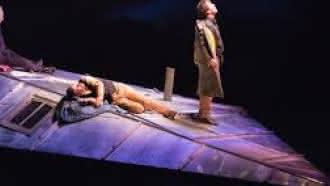 Théâtre : 3 hommes sur un toit à Saint Agil