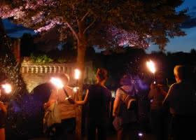 Vendôme Ville d'Art et d'Histoire - Promenade nocturne aux flambeaux