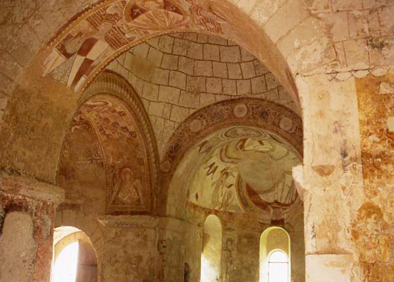 (34)chapelle-st-gilles-fresque-montoire©CDT41-clazi