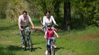 Séjour à vélo au Pays des châteaux