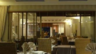 Auberge du Centre – le restaurant