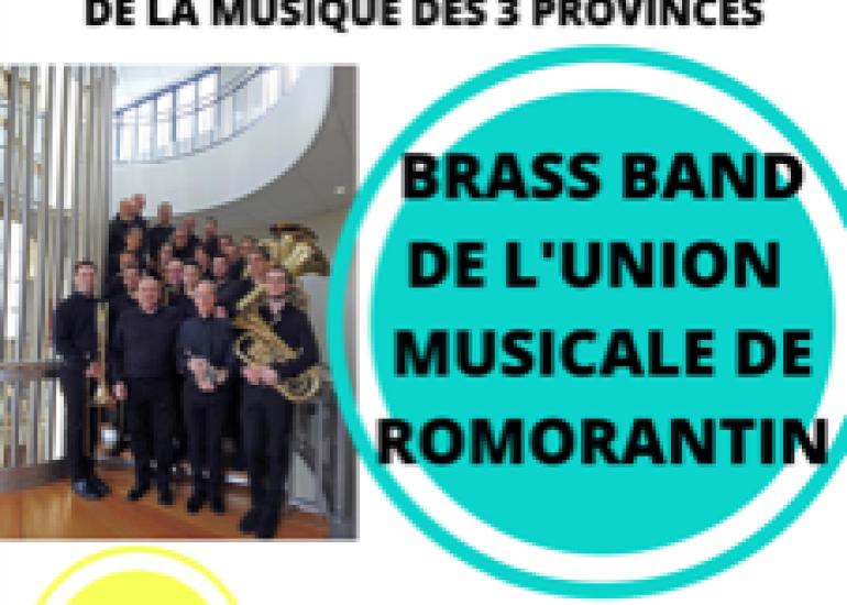 3ème rencontre musicale musique des 3 Provinces - brass band