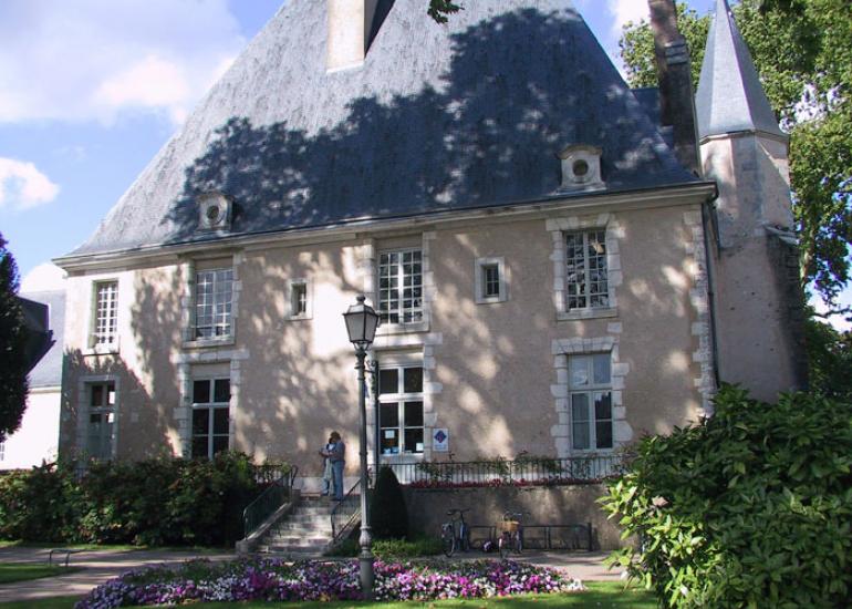 Hôtel du Saillant à Vendôme