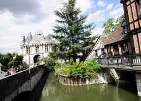 Visite de la ville de Vendôme