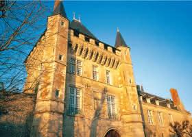 Pique-nique au Château de Talcy
