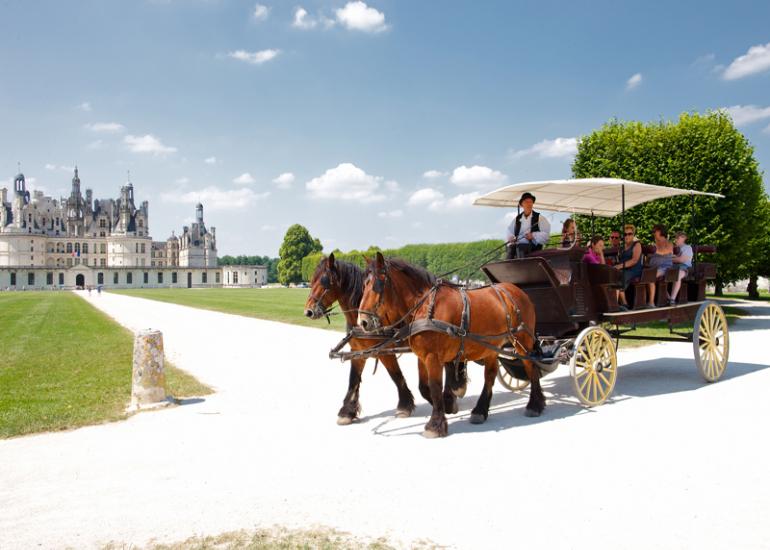 (6)promenade-en-caleche-chateau-de-chambord©Ludovic-Letot