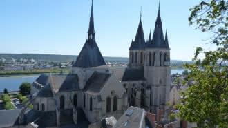 Eglise Saint-Nicolas- Abbaye Saint Laumer