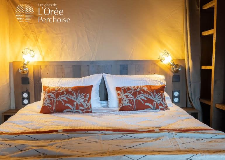 7 chambre 1 grand lit