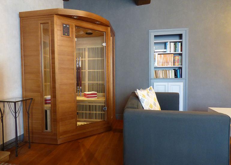sauna privatif