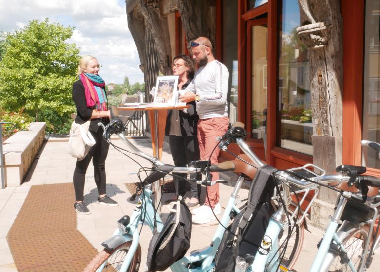 Accueil devant OT © C'Chartres Tourisme (13)