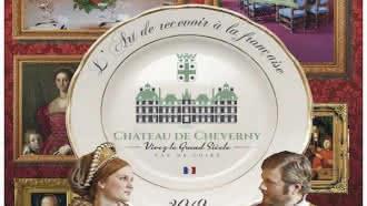 Dans le cadre du 500ème de la Renaissance «l'art de vivre à la Française»